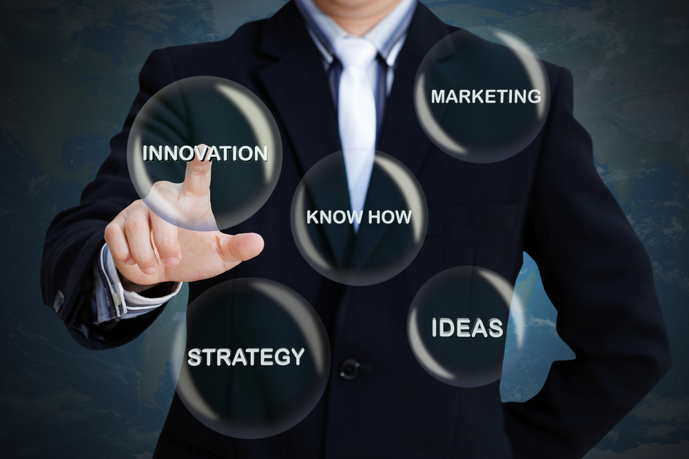 leader in innovation and technology consultancy